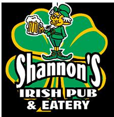 shannon s irish pub